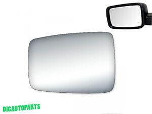 Replace Mirror Glass for 2009 2017 Dodge Ram 1500 2500 3500 Van Driver Left Side $14.55