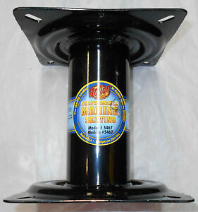 BOAT SEAT ACTION 7quot; FIXED HEIGHT PEDESTAL POST MADE IN USA
