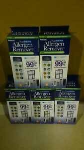 5 Boxes Holmes Aer1 True HEPA Air Filter 2 Count-HAPF300APDPD Allergen Remover