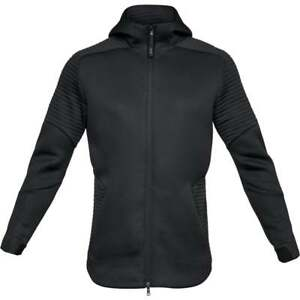 Under Armour Mens Unstoppable MOVE Full-Zip Hoodie