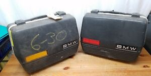 Two Right side BMW Touring Cases Side Series Airhead Saddlebags R100 R80 R75 $289.99