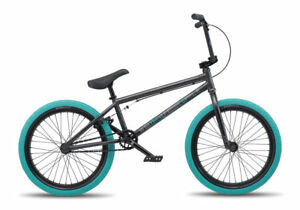 WE THE PEOPLE 2019 CRS 20.25 MATTE ANTHRACITE GRAY COMPLETE BMX BIKE 20.25