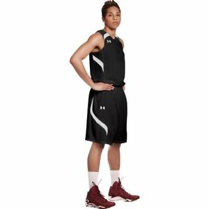 Under Armour Youth Stock Clutch Reversible Basketball Shorts
