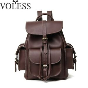 Free shipping Women Backpack England Style Designer Leather Backpack Men bags