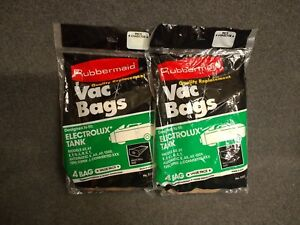 2 Pack 8 Bag Rubbermaid Electrolux 0303