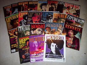 Experience Hendrix complete set Noel Redding Mitch Michell