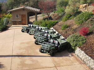 2015 John Deere ARMY A1 Military Gator 6x4 4X4 ATV UTV Diesel BRAND NEW BUILD!