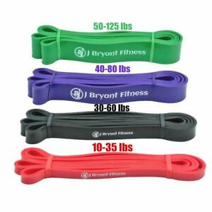 Fitness Band Gym Equipment Expander Resistance Rubber Band Workout R
