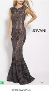 JOVANI 59816 authentic dress. FREE UPSUSPS. MANY SIZE 14