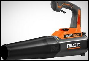 RIDGID 18 V Handheld Blower 105 mph 280 cfm Cordless Jobsite Debris Dust Sweeper