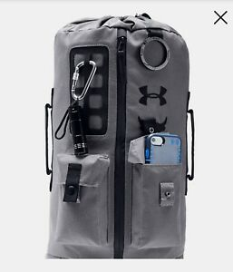 Under Armour Project Rock 60 Duffle Bag  Back Pack
