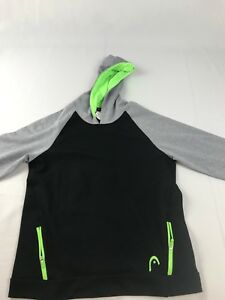 head performance Boys hoodie Sz m 10 12 NWT $7.70