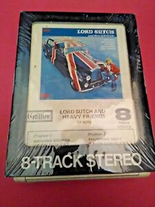 Lord Sutch And Heavy Friends  -  8 Track Tape -  Used Rock Jimi Page N.Redding