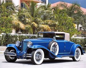 10 x 8 Photo Print, 1930 Cord L-29 Cabriolet on 230gsm Archival Matte E51