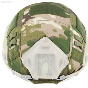 8B11 Camouflage Tactical Helmet Fast Helmet Cover Outdoor Paintball Headgear