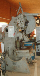 Robinson A4 Punch Press 55 Ton