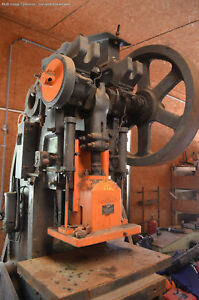 Niagara Punch Press 75 Ton