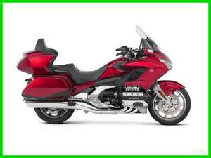 2018 Honda Gold Wing Tour Automatic DCT Candy Ardent Red  2018 Honda Gold Wing Tour Automatic DCT Candy Ardent Red New