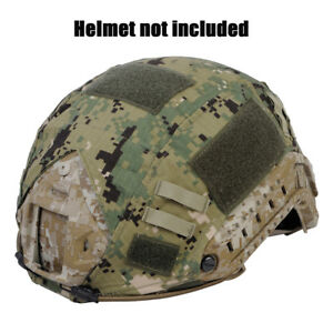 Emerson Hunting Tactical Helmet Cover AOR2 for Ops-Core Fast BJ PJ MH Helmet