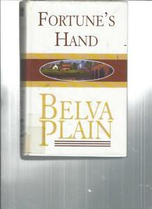 BELVA PLAIN - FORTUNE'S HAND - LARGE PRINT - LP111