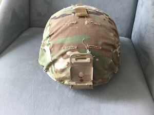 US ARMYKEVLAR ISSUE  ACH ADVANCED TACTICAL COMBAT HELMET