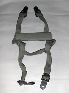 NEW USGI ACH MICH Helmet Head Retention Chin Strap M  L - No Mounting Hardware