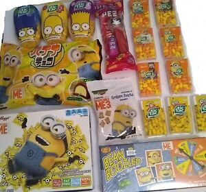 MINIONS Tic tac mints Limited Edition (Collectors items. Don't ? price. Tnks)