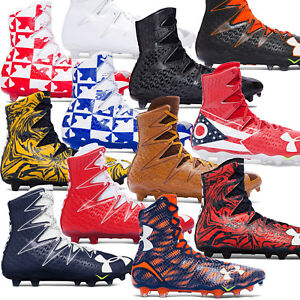 Under Armour UA Highlight MC Mens Football Cleats Shoes High Top - Pick Size