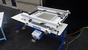 SMT Stencil Printer Unique Large Area Printing System with Precision Adjustment