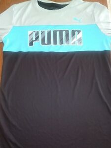 Puma Sport Dry Fit Boy T-shirt Size XL (18-20)