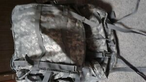 US MILITARY ISSUE MOLLE II LARGE RUCKSACK WITH FRAME ACU DIGITAL CAMO