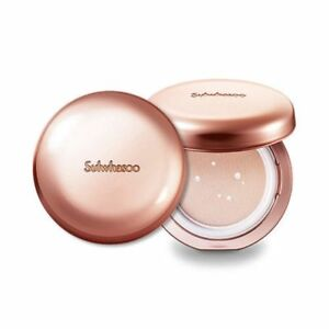 Sulwhasoo Sheer Lasting Gel Cushion 12g SPF35 PA++ Korea Skincare Cosmetic