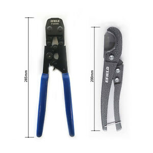 PEX Cinch Clamp Crimper TOOL for SS Clamps Sizes 38