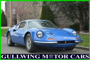 1971 Ferrari 246GT Dino  1971 Used Manual
