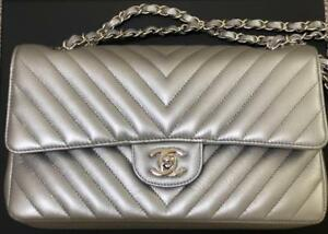 CHANEL genuine premium limited edition chain bag from japan (7603