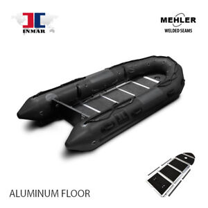 15.5 ft (470-MIL-HD) Military Grade Inflatable Boat - Seal Team Combat Craft