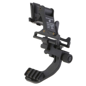 Magnifier Night Vision Goggles Holder for Fast MICH Tactical Helmet Mount