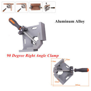 90° Wood Metal Welding Right Angle Clamp Frame Corner Holder Sturdy amp; Strong Kit $23.67