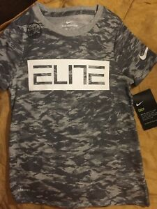 Girls Nike Dry Fit Elite Shirt Size Small NWT