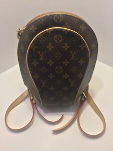 Very Good Condition Louis Vuitton Backpack - Made in France