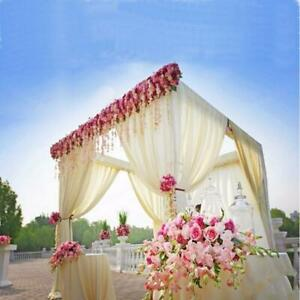 4 Post Height Adjustable Canopy Chuppah Mandap Wedding Photo - Hardware Kit Only