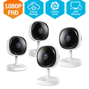SANNCE Wifi HD 720P Wireless IP Camera Security System Indoor Motion Detection
