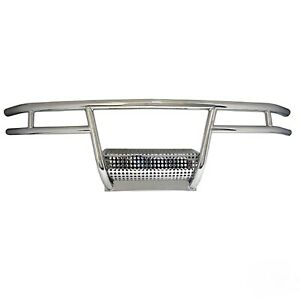 Club Car DS Golf Cart 1982-Up RHOX Front Bumper Brush Guard  Stainless Steel