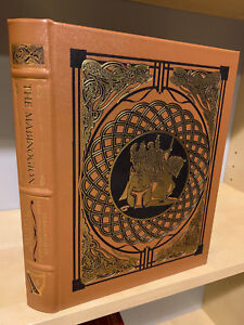 Easton Press  The Mabinogion by Alan Lee Illustrator SIGNED Deluxe Edition New