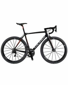 Colnago V2-R Direct Mount - Fork V2-R Carbon black  red