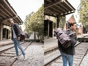 ✅ HIGH CLASS Mens Fashion Stylish Duffle Bag Cute Packable Bolsa Para De Hombr