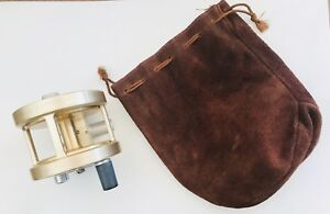 Vintage S.E. Bogdan Nashua N.H. Model 0 Right Hand Retrieve Fly Fishing Reel