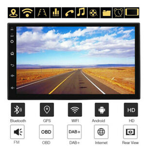 2DIN Android 8.1 Car Multimedia MP5 Player Car Radio GPS Navigation Audio Stereo
