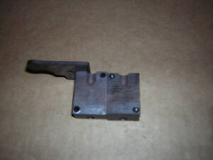 Ideal single cavity mould # 225462