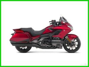 2018 Honda Gold Wing Candy Ardent Red 2018 Honda Gold Wing Candy Ardent Red New